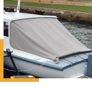Boat trimmings that have been used in Sydney